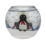 Bowl with Penguin